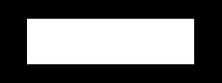 아베다 공식스토어 로고 화이트