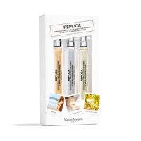 韩际新世界网上免税店-Maison Margiela 香氛--探索香氛礼盒 3x10ml (沙滩漫步,慵懒周末,柠檬树下)