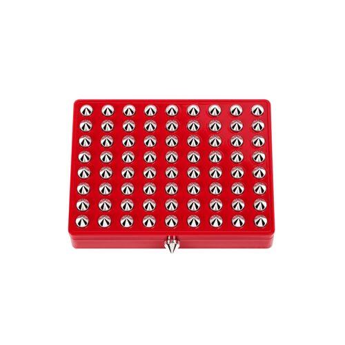 韩际新世界网上免税店-CHRISTIAN LOUBOUTIN路铂廷美妆--魔法秘境铆钉空盒 (红色)