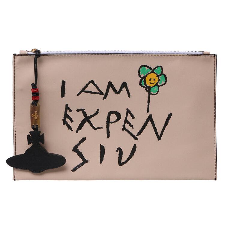 신세계인터넷면세점-비비안웨스트우드-여성 가방-IAM44030017B20AC401060 I AM EXPENSIV POUCH