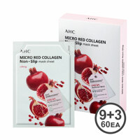 韩际新世界网上免税店-AHC--(9+3) MICRO RED COLLAGEN NON SLIP MASK 面膜