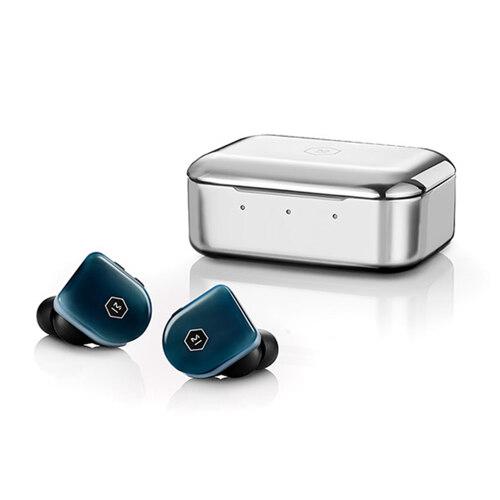 韩际新世界网上免税店-MASTER&DYNAMIC-EARPHONE_HEADPHONE-MW07 PLUS True Wireless Earphones蓝牙无线耳机 -Steel Blue