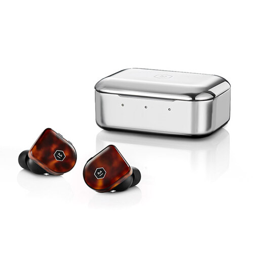 韩际新世界网上免税店-MASTER&DYNAMIC-EARPHONE_HEADPHONE-MW07 PLUS True Wireless Earphones蓝牙无线耳机 -Tortoise Shell