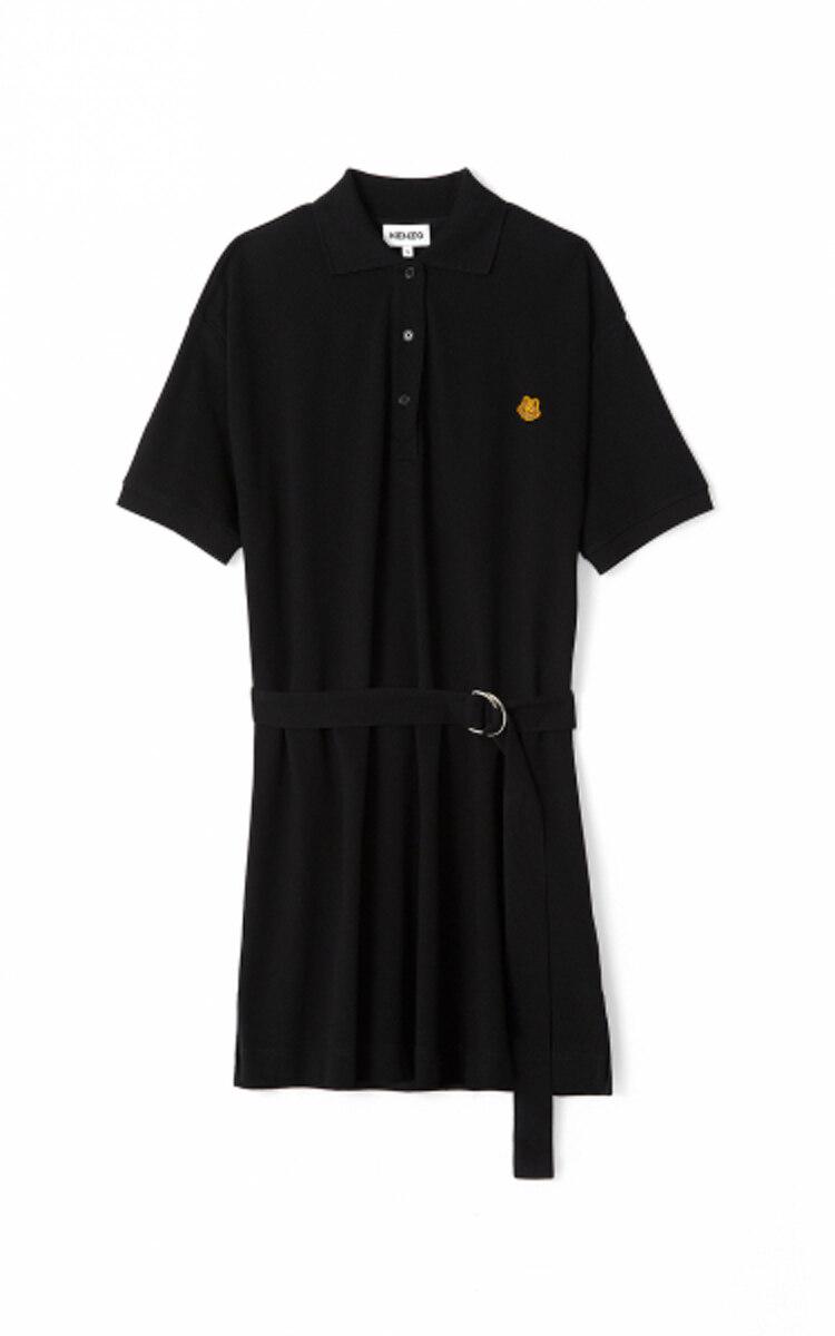 韩际新世界网上免税店-KENZO (BTQ)-服饰-TIGER CREST POLO DRESS
