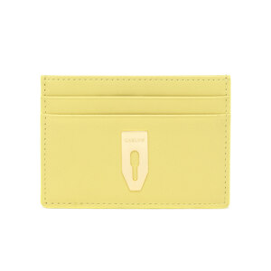 신세계인터넷면세점-칼린--노운 지갑_옐로우