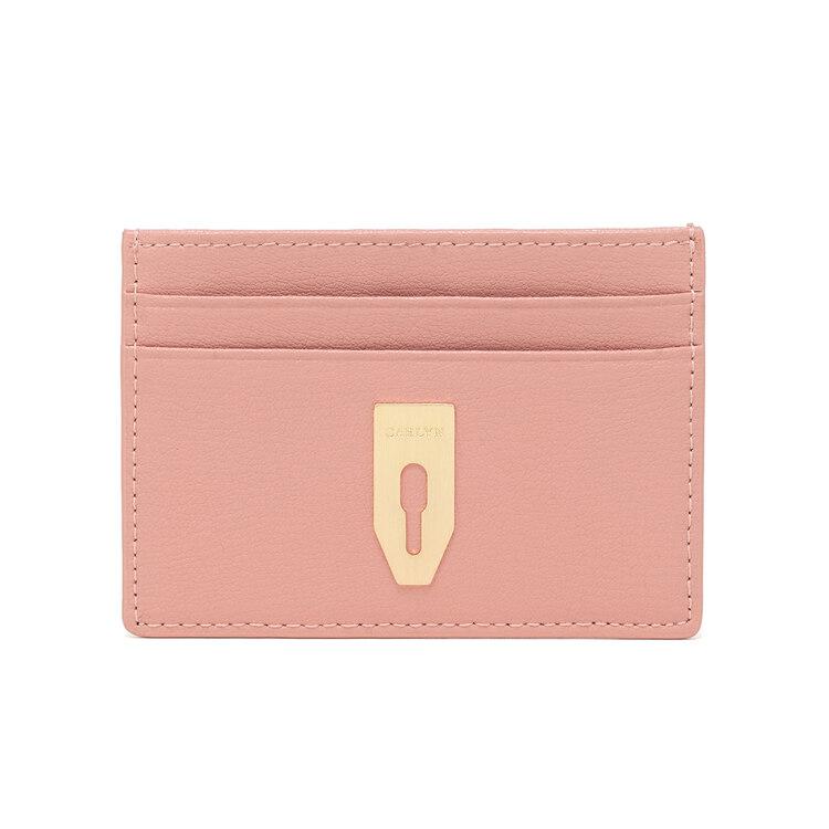 신세계인터넷면세점-칼린--노운 지갑_핑크
