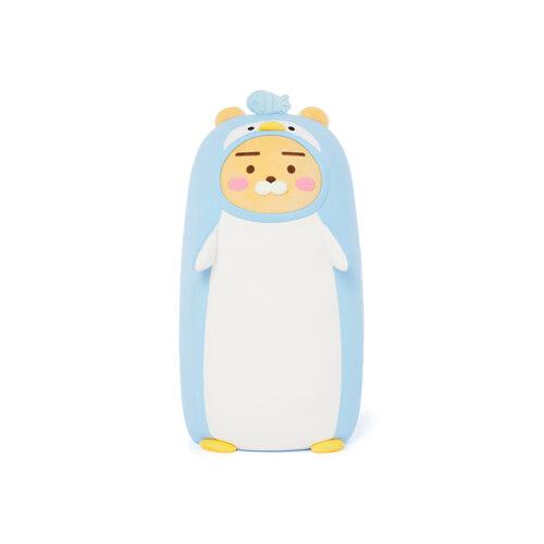 韩际新世界网上免税店-KAKAOFRIENDS--COOL LONG PILLOW 身体抱枕 PENGUIN RYAN