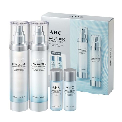 HYALURONIC DEWY RADIANCE 2 PIECES SET 护肤套装