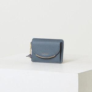 신세계인터넷면세점-질 스튜어트(패션)-지갑-JAHO1F191B2 블루 참장식 소가죽 카드지갑