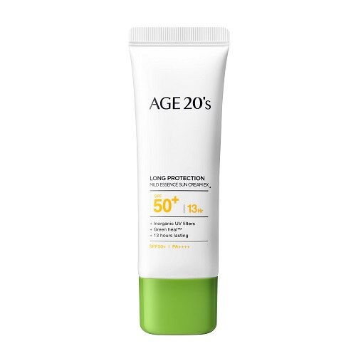 韩际新世界网上免税店-AGE20S--LONG PROTECTION SUN CREAM EX 防晒霜