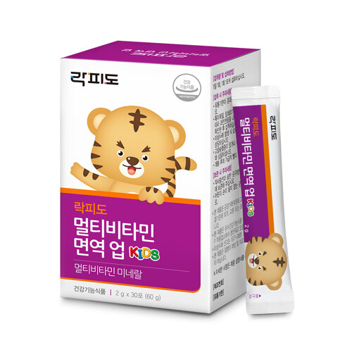 韩际新世界网上免税店-FND--락피도 멀티비타민 면역 업