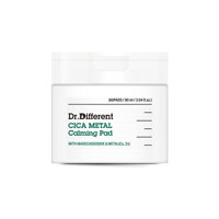 韩际新世界网上免税店-Dr.Different-基础护肤-Cica Metal Calming Pad 60pcs