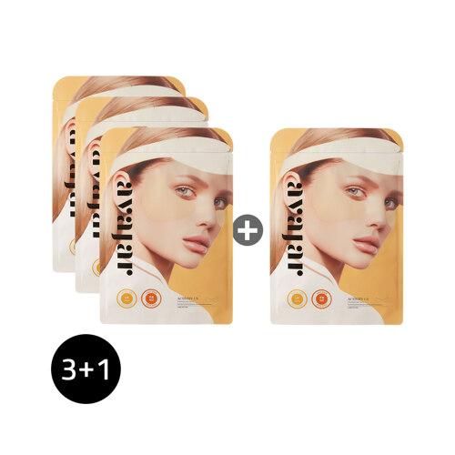 韩际新世界网上免税店-美法扎--美法扎防紫外线运动贴 3+1