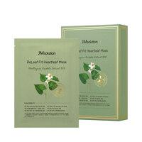 신세계인터넷면세점-제이엠솔루션-Face Masks & Treatments-릴리프 핏 어성초 마스크 35ml*10매
