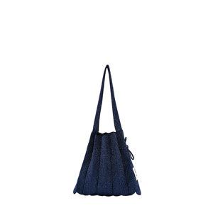 신세계인터넷면세점-조셉앤스테이시-여성 가방-Lucky Pleats Knit S Starry Starry Navy