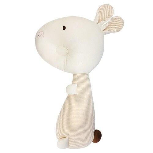 신세계인터넷면세점-밍크엘레팡-BABY ETC-무형광 토끼 짱구베개&바디필로우