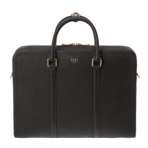 신세계인터넷면세점-닥스-캐주얼 가방-DBBA1E171W3 브라운 가죽 서류가방