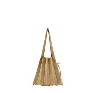 신세계인터넷면세점-조셉앤스테이시-여성 가방-Lucky Pleats Knit S Starry Starry Gold