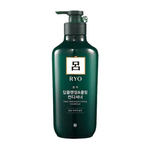 韩际新世界网上免税店-呂--RYO CHUNGA DEEP CLEANSING AND COOLING CONDITIONER (21 护发素 550ml