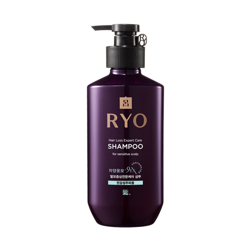 韩际新世界网上免税店-呂--RYO JAYANG 9EX HAIR LOSS EXPERT CARE SHAMPOO )21 洗发水 敏感性用 400ml