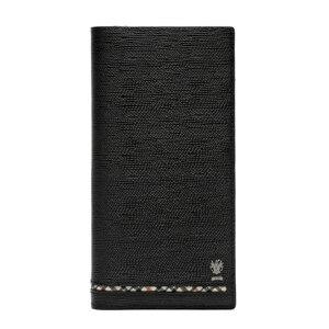 신세계인터넷면세점-닥스-지갑-DBWA1E621BK 블랙 라인 체크 로고 장지갑