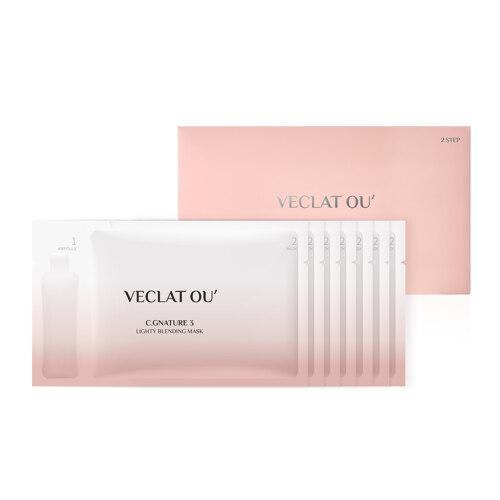 韩际新世界网上免税店-VECLAT OU'--C.GNATURE 3 LIGHTY BLENDING MASK 面膜 (2Step)