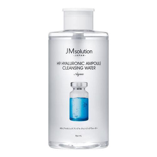 韩际新世界网上免税店-JMSOLUTION--日本玻尿酸精华保湿卸妆水 850ml