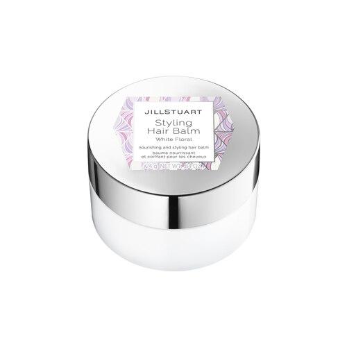 韩际新世界网上免税店-吉尔斯图尔特(COS)--Styling Hair Balm White Floral 24g 护发膏