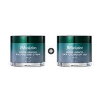 신세계인터넷면세점-제이엠솔루션-Face Masks & Treatments-청광 마린 흑진주 워시오프 마스크 펄 1+1 80g*2EA