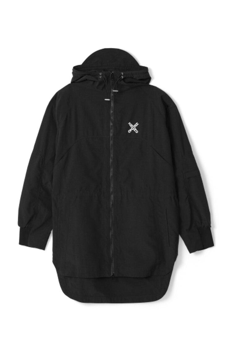 韩际新世界网上免税店-KENZO (BTQ)-旅行箱包-Little X` lightweight parka