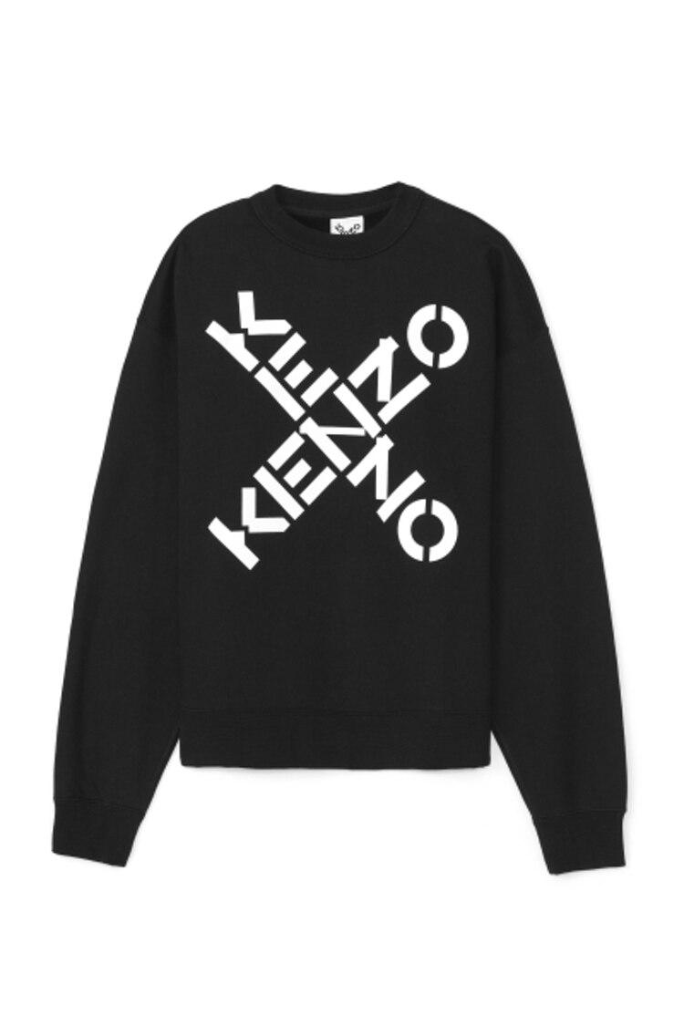 韩际新世界网上免税店-KENZO (BTQ)-旅行箱包-KENZO SPORT OVERSIZE SWEAT