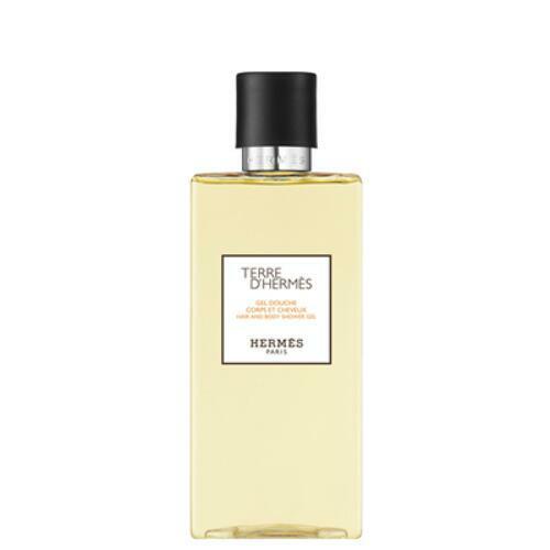 韩际新世界网上免税店-爱马仕--愛馬仕大地(Terre d'Hermes), 二合一洗髮沐浴乳, 200 ml