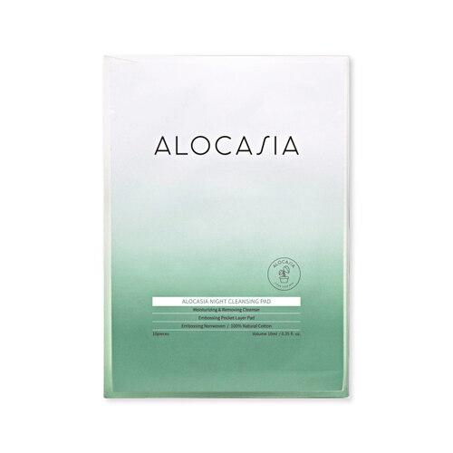 신세계인터넷면세점-알로카시아-Cleansers-나이트 클렌징 패드 10매