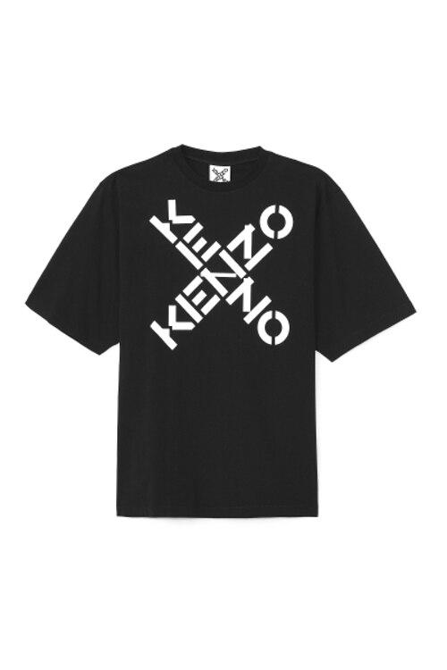韩际新世界网上免税店-KENZO (BTQ)-旅行箱包-KENZO SPORT OVERSIZE T-SHIRT