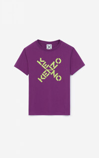 韩际新世界网上免税店-KENZO (BTQ)-旅行箱包-KENZO SPORT CLASSIC T-SHIRT