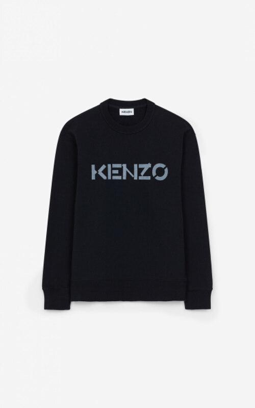 韩际新世界网上免税店-KENZO (BTQ)-旅行箱包-KENZO LOGO CLASSIC SWEATSHIRT