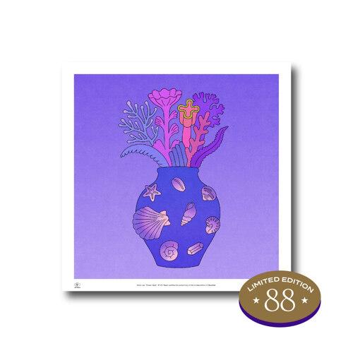 韩际新世界网上免税店-8FARTROOM-PAINTING-Ocean Vase