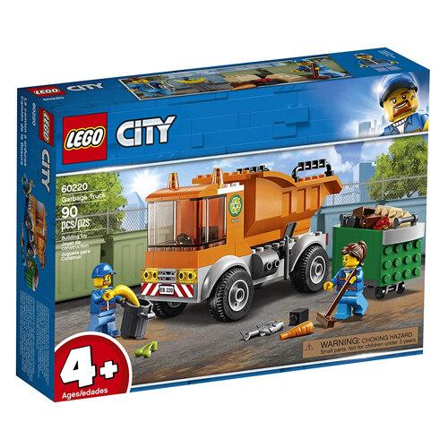 신세계인터넷면세점-레고-Toys-Garbage Truck