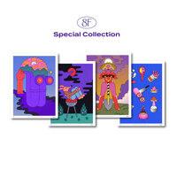 韩际新世界网上免税店-8FARTROOM-PAINTING-8F Special Collection Suggestion