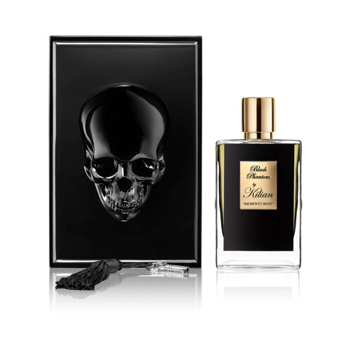 韩际新世界网上免税店-KILIAN--BLACK PHANTOM 黑夜魅影香水 精装带手包款