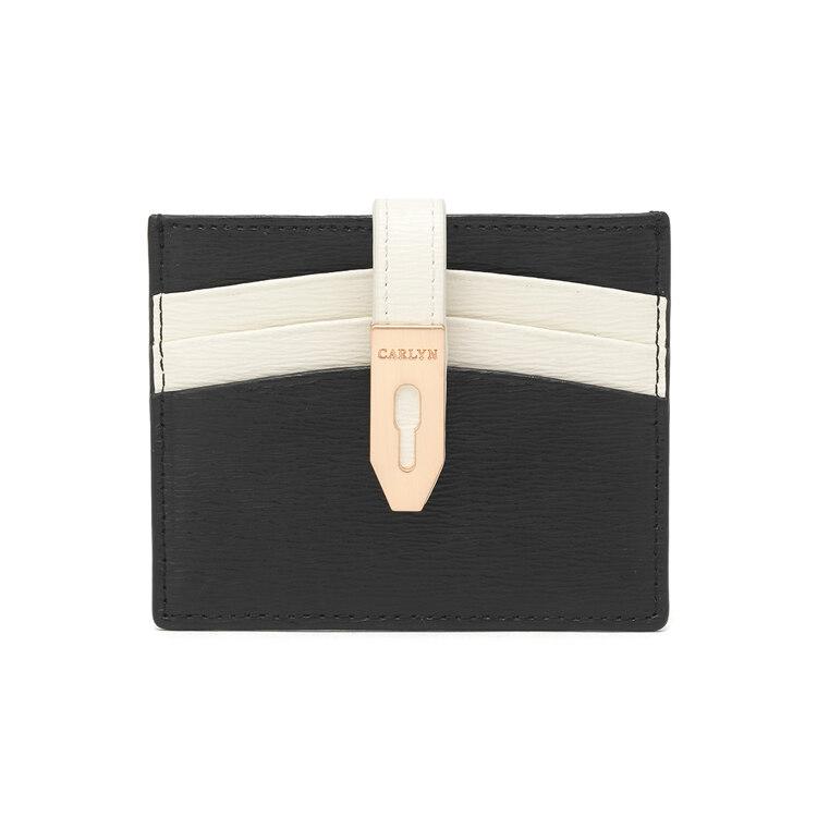 신세계인터넷면세점-칼린-여성 가방-콤비 지갑 블랙