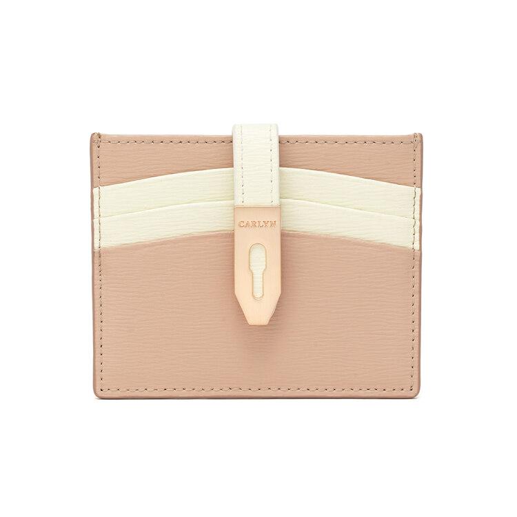 신세계인터넷면세점-칼린-여성 가방-콤비 지갑 핑크