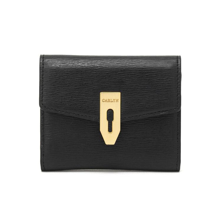 신세계인터넷면세점-칼린-여성 가방-디어 반지갑 블랙