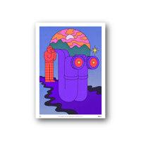 韩际新世界网上免税店-8FARTROOM-PAINTING-Observation
