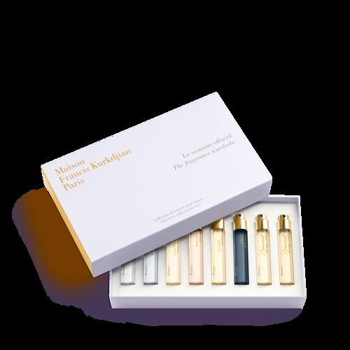 韩际新世界网上免税店-MAISON FRANCIS KURKDJIAN--The fragrance wardrobe - Discovery collection for her 2021 Edition  8*11ml