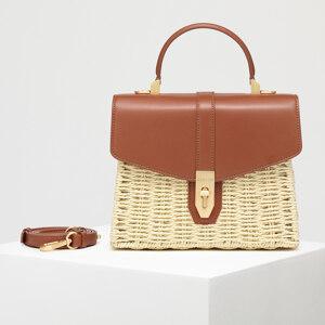신세계인터넷면세점-칼린-여성 가방-디어 라탄