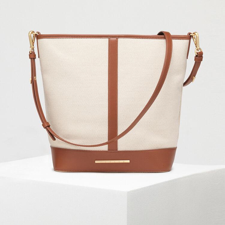 신세계인터넷면세점-칼린-여성 가방-캔버스 버킷