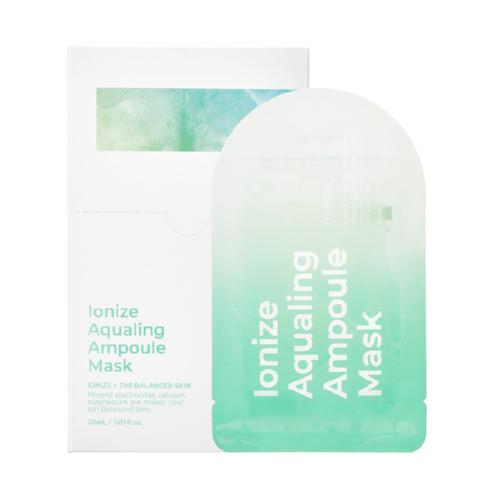신세계인터넷면세점-알로카시아-Face Masks & Treatments-프리메이 이오나이즈 아쿠아링 앰플마스크 10 sheets