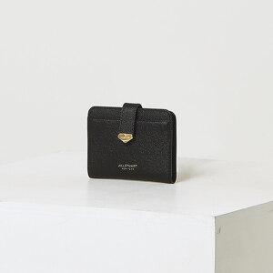 신세계인터넷면세점-질 스튜어트(패션)-지갑-JAHO1F660BK 블랙 로고장식 소가죽 카드지갑