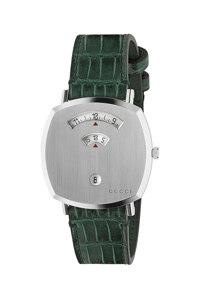 韩际新世界网上免税店-古驰 (手表&首饰)-手表-[GRIP]38mm  手表(男女共用)
